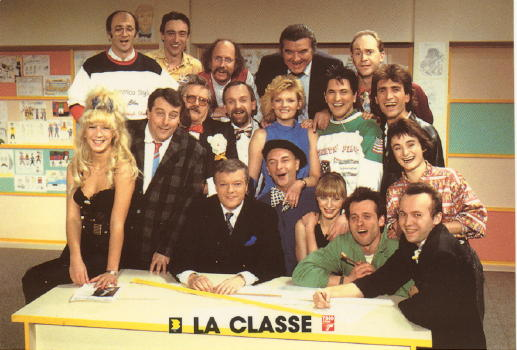 affiche La Classe (�mission TV)